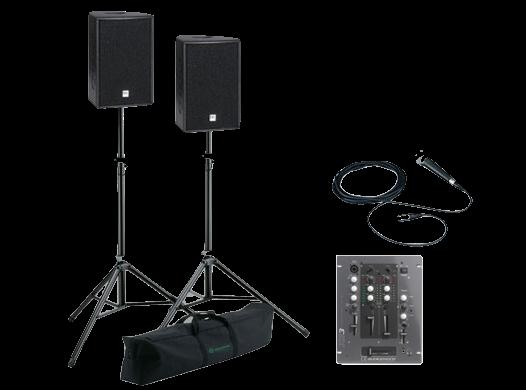 Pack basico sonido + micrófono
